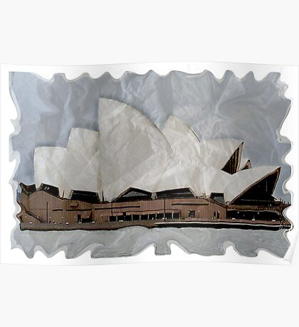 SWAYING SAILS Poster