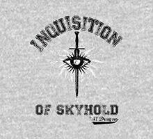 Inquisition Crest Varsity Unisex T-Shirt