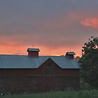An Old Barn by GPMPhotography