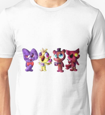 Five (Adorable) Nights at Freddy's Unisex T-Shirt