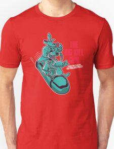 The Big Kill Gun Unisex T-Shirt