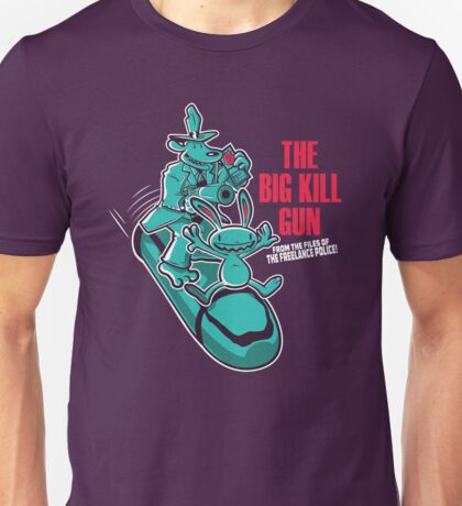 The Big Kill Gun Unisex T-Shirt