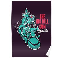 The Big Kill Gun Poster