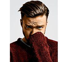 Justin Timberlake 1 Photographic Print