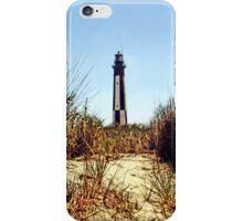 Cape Henry Light iPhone Case/Skin