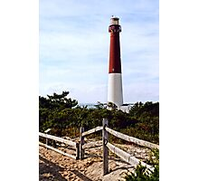 Barnegat Light Photographic Print