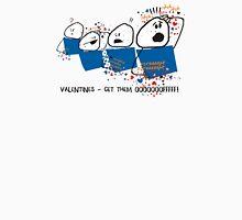Love disease anti Valentines Day anti love Unisex T-Shirt