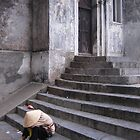 Man and Church by maiaji