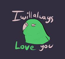 IWALY - Green Parrotlet Unisex T-Shirt