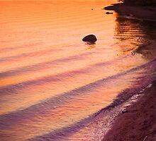Sunrise Beach by John  De Bord Photography