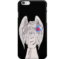 Weeping valentine iPhone Case/Skin