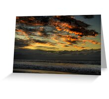 Promise -  Palm  Beach- Sydney Beaches - The HDR Series Greeting Card