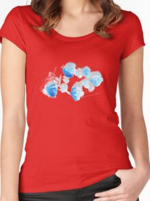 Floating Heads Women's Fitted Scoop T-Shirt