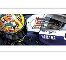 Rossi Tee Sticker