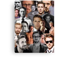 Ryan Gosling Canvas Print