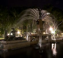 Archibald Fountain 0807 by MiImages