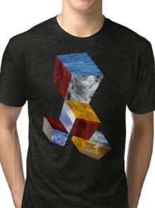 You Can't Play God Tri-blend T-Shirt