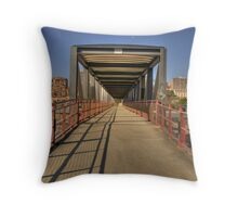 Convergence - HDR Throw Pillow