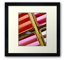 Compact Abstract, v.1 Framed Print