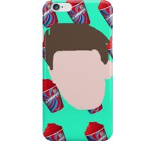 "Heathers The Musical ""Freeze Your Brain"" iPhone Case/Skin"