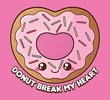 Donut Break My Heart by pai-thagoras