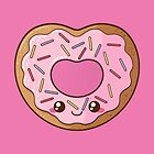 Heart Donut by pai-thagoras