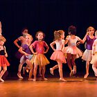Ballet show #28 by Moshe Cohen