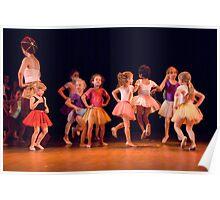 Ballet show #28 Poster
