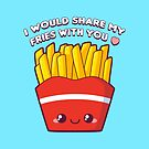 Share My Fries! by pai-thagoras