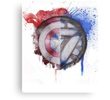 Civil War - Victory Canvas Print