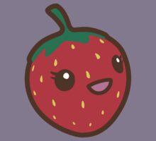 Kawaii Strawberry Kids Clothes