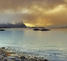 High Dynamic Range - Lofoten Islands by Andreas Stridsberg