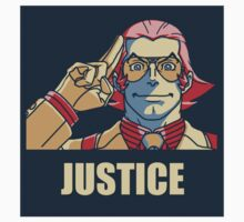 Bobby Fulbright - JUSTICE ! by Sheeta