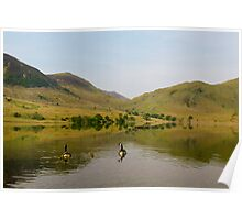 Crummock Water - The Lake District Poster
