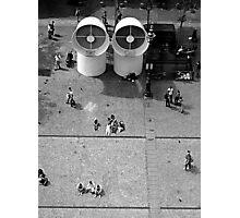 Centre Pompidou Photographic Print