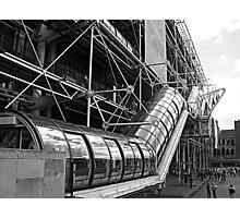 Tube Photographic Print