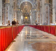 The Vatican In  All It's Glory by Paul Thompson Photography