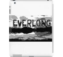 Everlong pt 2 iPad Case/Skin