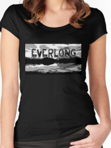 Everlong pt 2 Women's Fitted Scoop T-Shirt