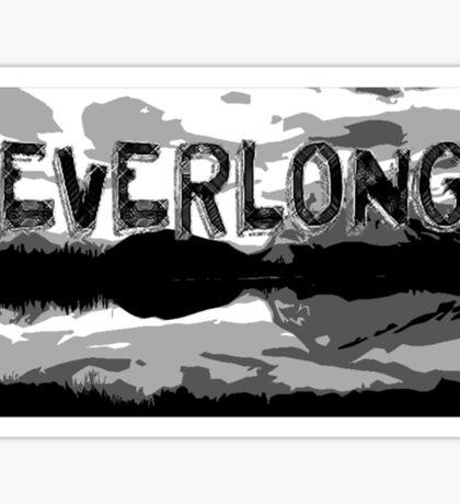 Everlong pt 2 Sticker