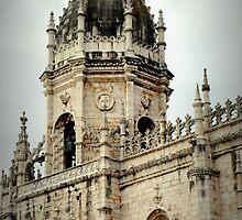 Mosteiro dos Jerónimos by Daniela  Chur