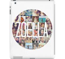 Zoella / Zoe Sugg Circle Collage iPad Case/Skin