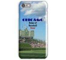 Cubs Baseball iPhone Case/Skin
