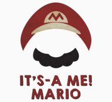 It's a Mario Kids Clothes