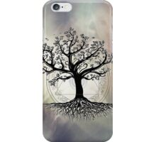 Blowing in the wind ~ Coloured iPhone Case/Skin