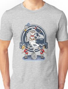 SUESS-RASSIC PARK Unisex T-Shirt