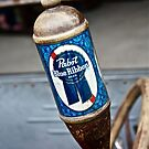 Pabst Blue Ribbon Beer by Linda Bianic