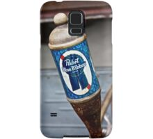 Pabst Blue Ribbon Beer Samsung Galaxy Case/Skin