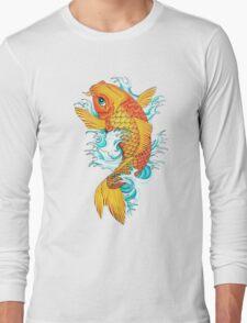 Carp Koi Long Sleeve T-Shirt