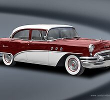 1955 Buick Special by Chuck Cannova
